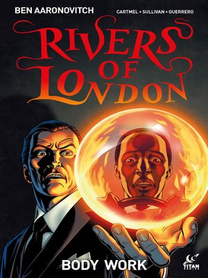 cover image of Rivers of London: Body Work (2015), Issue 4