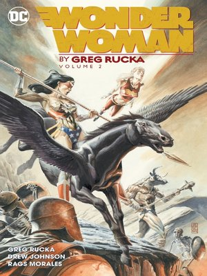 cover image of Wonder Woman by Greg Rucka, Volume 2