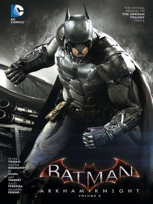 cover image of Batman: Arkham Knight (2015), Volume 2