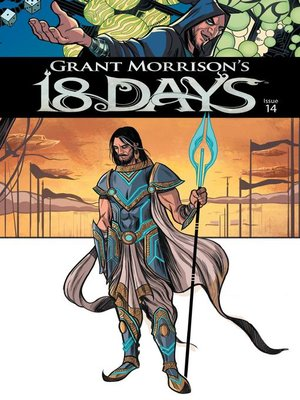 Grant Morrisons 18 Days Issue 1 By Grant Morrison Overdrive