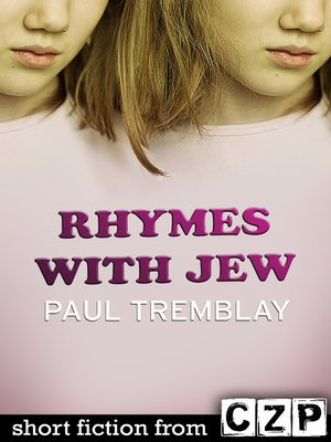 cover image of Rhymes with Jew
