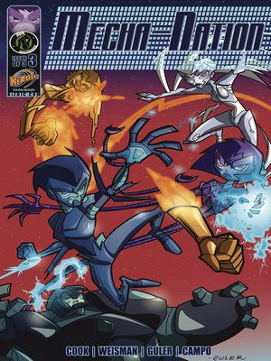 cover image of Mecha-Nation: Androidology, Volume 3