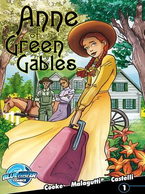 cover image of Anne of Green Gables, Issue 1