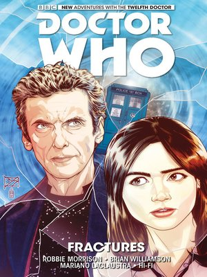 cover image of Doctor Who: The Twelfth Doctor, Year One (2014), Volume 2