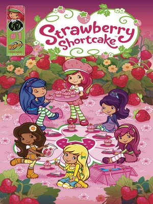 cover image of Strawberry Shortcake Berry Fun, Issue 1