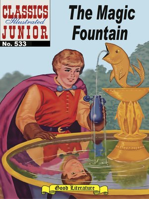 cover image of The Magic Fountain