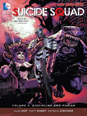cover image of Suicide Squad (2011), Volume 4