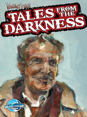 cover image of Vincent Price: Tales from the Darkness, Issue 4