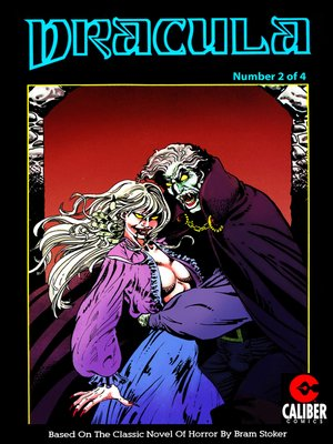 cover image of Dracula, Issue 2
