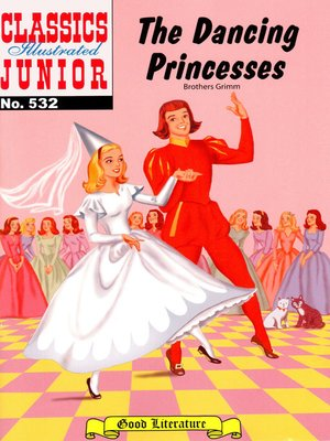 cover image of The Dancing Princesses