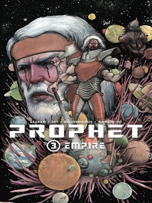 cover image of Prophet (2012), Volume 3