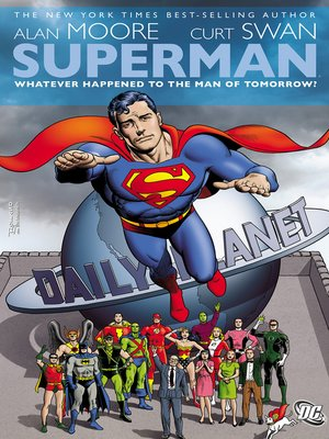 cover image of Superman: Whatever Happened to the Man of Tomorrow?