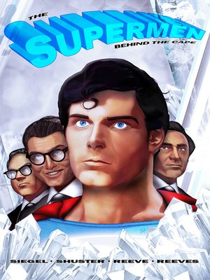 cover image of The Supermen Behind the Cape