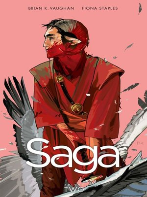 cover image of Saga, Volume 2