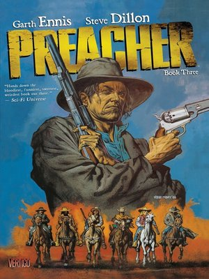 cover image of Preacher: Book Three