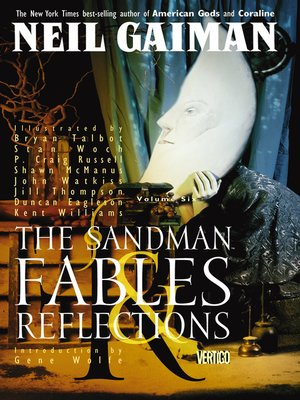 cover image of Sandman, Volume 6