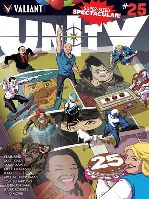 cover image of Unity (2013), Issue 25
