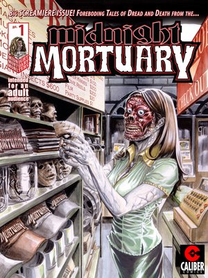 cover image of Midnight Mortuary