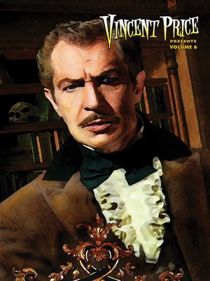 cover image of Vincent Price Presents, Volume 6