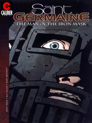 cover image of Saint Germaine: The Man in the Iron Mask