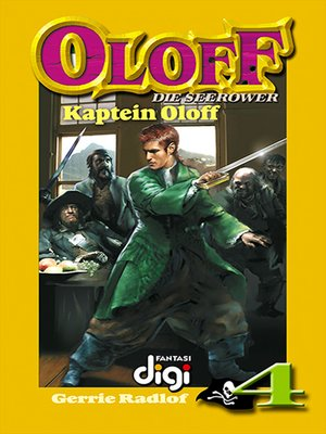 cover image of Kaptein Oloff