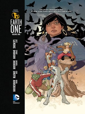 cover image of Teen Titans: Earth One (2014), Volume 1