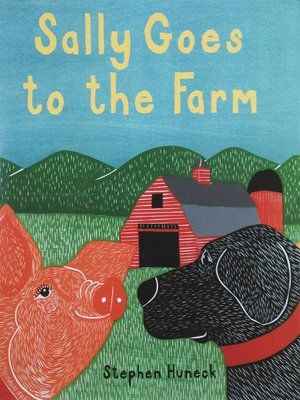 cover image of Sally Goes to the Farm
