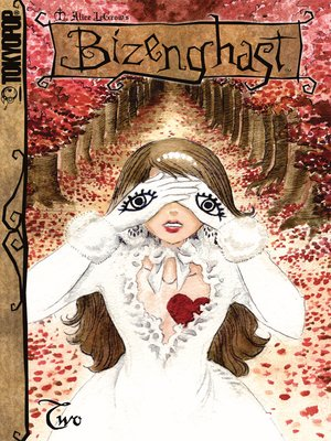 cover image of Bizenghast, Volume 2