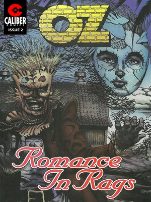 cover image of OZ: Romance in Rags, Issue 2