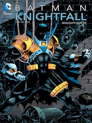 cover image of Batman: Knightfall, Volume 2