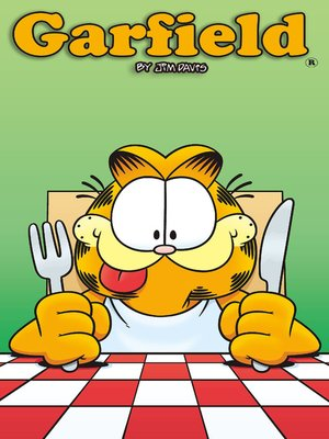 cover image of Garfield, Volume 8