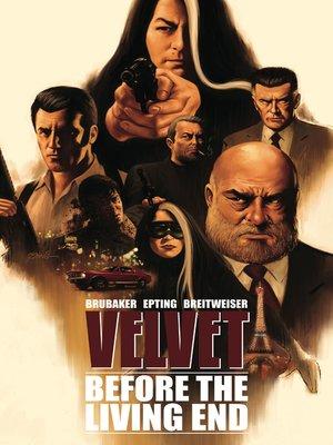 cover image of Velvet, Volume 1