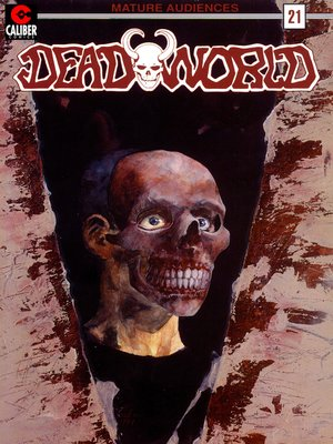 cover image of Deadworld, Issue 21