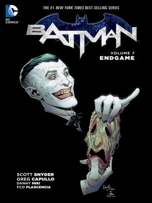cover image of Batman (2011), Volume 7