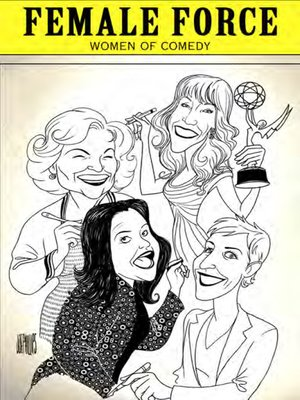 cover image of Women in Comedy