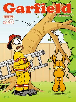 cover image of Garfield, Issue 28