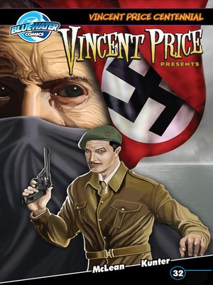 cover image of Vincent Price Presents, Issue 32