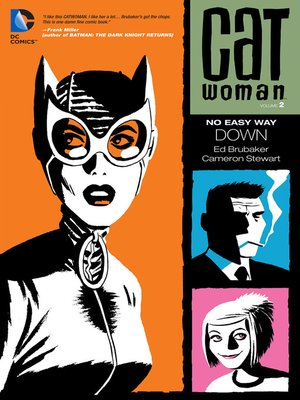 cover image of Catwoman (2002), Volume 2