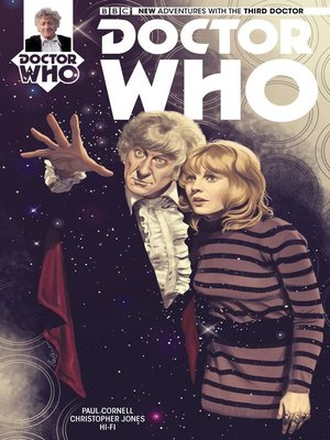 cover image of Doctor Who: The Third Doctor (2016), Issue 2