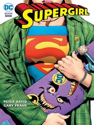 cover image of Supergirl (1996), Book 1