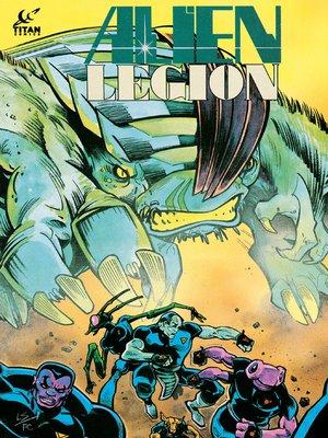 cover image of Alien Legion (1984), Issue 31