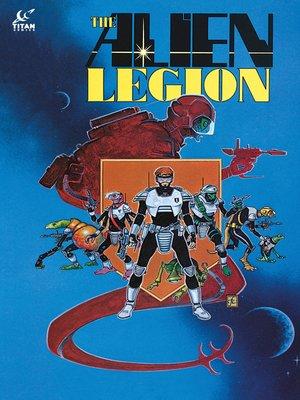 cover image of Alien Legion (1984), Issue 1