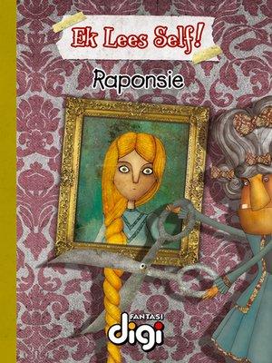 cover image of Ek Lees Self! Raponsie