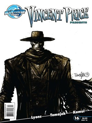 cover image of Vincent Price Presents, Issue 16