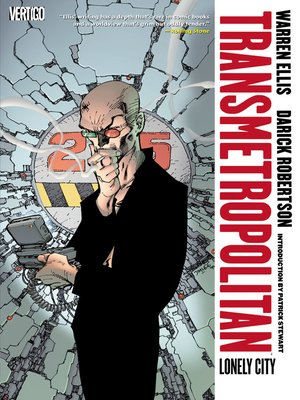 cover image of Transmetropolitan (1997), Volume 5