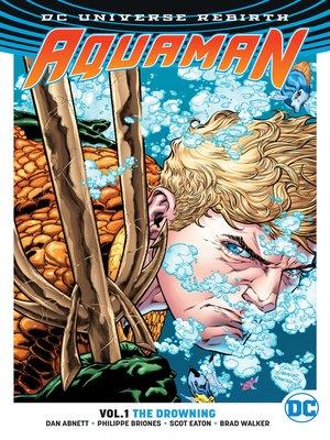 cover image of Aquaman (2016), Volume 1