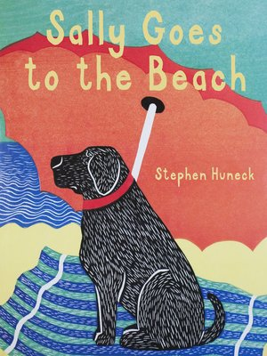 cover image of Sally Goes to the Beach