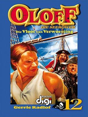 cover image of Die Vloot van Verwoesting
