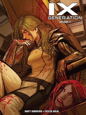 cover image of IXth Generation, Volume 2