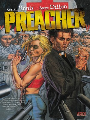 cover image of Preacher: Book Two